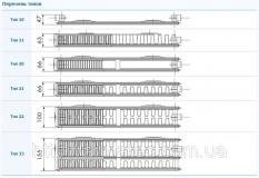 Панельные радиаторы KORADO ТИП 21