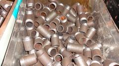 Резьба Ду15-100 стальная