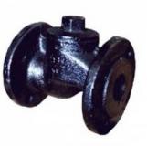 Клапан обратный чугунный 16ч3р (бр) Ру16