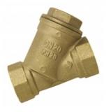 Фильтр латунный муфтовый Ру16
