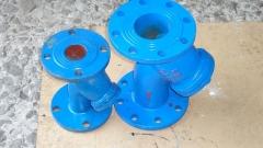 Фильтр чугунный фланцевый Ру16 (Китай)