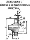 Фланец воротниковый стальной Ру40-160