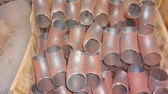 Отвод стальной кованный  ГОСТ 17375-2001