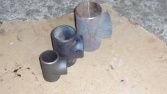 Тройник стальной ГОСТ 17376-2001