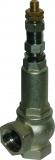 Клапан предохранительный регулируемый VaLTec (Италия) Ду15-50 Ру16