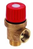 Клапан предохранительный сбросной  Ду15-25 Ру16