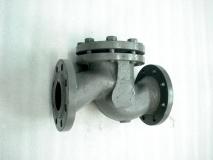 Клапан обратный стальной 16с13нж Ру40