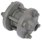 Клапан обратный стальной 19с38нж Ру63