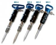 Молотки отбойные пневматические, МО-2, МО-3, МОП-2, МОП-3.