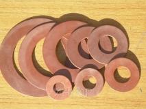 Прокладки уплотнительные для фланцев Ду15-500 биконит