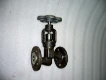 Вентиль  нержавеющий 15нж65п Ру16