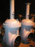 Задвижка стальная с электроприводом 30с907нж
