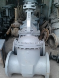 Задвижка стальная с электроприводом 30с915нж