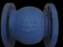 Клапан обратный нержавеющий 19нж63бк