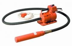 Вибратор глубинный ИВ-116А ручные с гибким валом ПАО