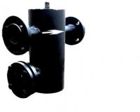 Грязевик абонентский вертикальные Ду150 Ру16 ТУ 400-28-84-95 исп.2