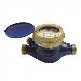 Купить Счетчики холодной и горячей воды фирмы SENSUS тип 420 Q3 10,0 Ду32 Ру16 Мокроход (Словакия-Германия) Домовой (многоструйный мокроход крыльчатый)