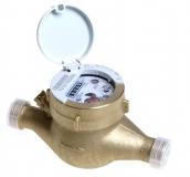 Купить Счетчики холодной и горячей воды фирмы SENSUS тип 420PC Q3 4,0 Ду20 Ру16 Полумокроход (Словакия-Германия) Домовой (многоструйный полумокроход крыльчатый) Високоточный.