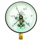 Манометр электроконтактный ДМ2005-У ЭКМ сигнализирующий Ду160 Ру16