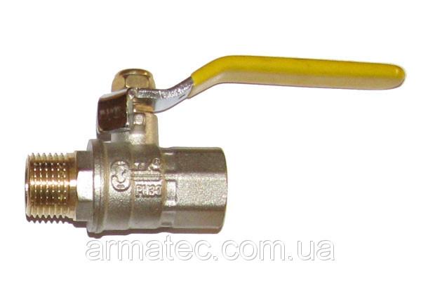 Шаровые краны ТК-GAZ муфтовые Ду-15