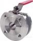 Кран шаровый нержавеющий фланцевый Ду15-50 Ру63 моноблок